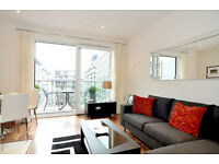 Luxury 1 bed CHELSEA BRIDGE WHARF HAWKER BUILDING SW8 BATTERSEA VAUXHALL SLOANE SQUARE PIMLICO
