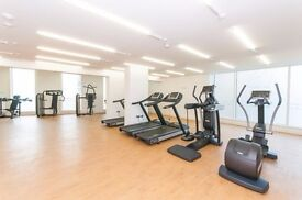 **STUDIO APARTMENT - BOW! GYM + CONCIERGE** AH