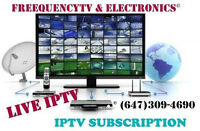 IPTV MAG 254 STB box 1 MTH FREE Tired of paying high cable price