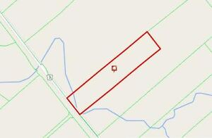GREAT VALUE! 10 Acres Near Almonte!