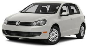 2013 Volkswagen Golf 2.5L Highline w/ dual zone climate control
