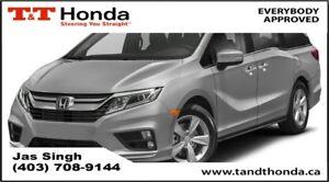 2019 Honda Odyssey EX-L w/RES