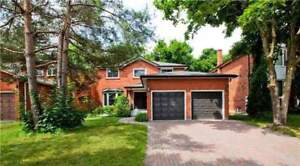 Marvelous 3+1 Bed House In The Heart Of Richmond Hill At Sala Dr
