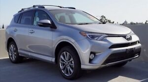 2017 Toyota RAV4 Platinum SUV With Extra Care Lease Take Over