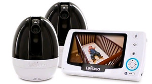 Levana baby monitor with 2 cameras