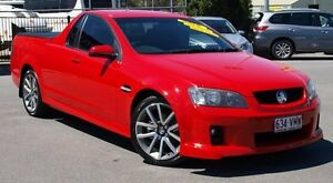 2009 Holden Ute VE MY09.5 SV6 Red 6 Speed Manual Utility Caboolture Caboolture Area Preview
