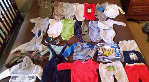 Baby boy clothes 3-12 months London Ontario image 1