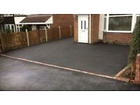 Tarmac driveways , surfacing , groundworks , tree surgery