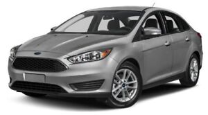 2016 Ford Focus SE Sedan 2.0L