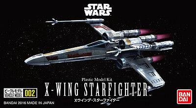 Star Wars Modellbausatz X-Wing Starfighter 1/144 von Bandai, neu & OVP