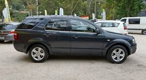 2010 Ford Territory SY Mkii TX Edge 4 Speed Automatic Wagon Upper Ferntree Gully Knox Area Preview