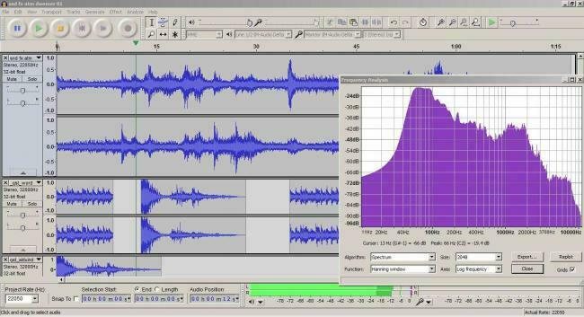 Instant Download   Audacity® 2019 Pro Audio Music Editing and Recording- Win/Mac