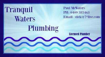 Tranquil Waters Plumbing