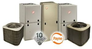 High Efficiency Furnace Propane or Natural Gas Including Install