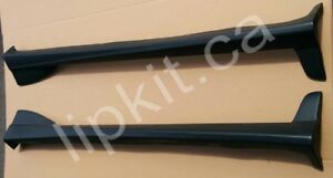 2003-2007 accord coupe hfp style side skirts