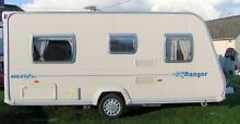 2007 Bailey Ranger 460/4 fixed bed, h/c water, shower/toilet Torquay Surf Coast Preview