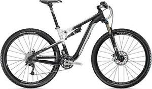 Trek Rumblefish II - Mountain Bike, Double Suspension.