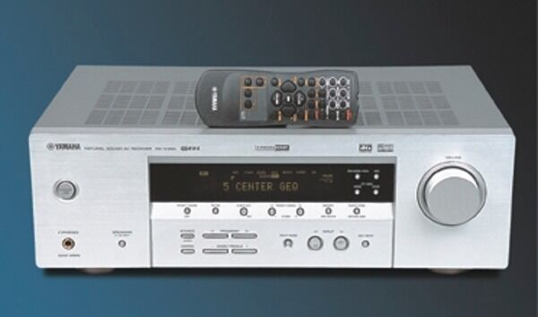 yamaha rx v350 av receiver 5 1 in roundhay  west yorkshire gumtree panasonic surround sound instructions panasonic surround sound setup