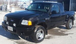 2002 Ford Ranger Edge Pickup Truck - Manual - 1800 - Orillia