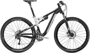 Trek Rumblefish II - Mountain Bike, Double Suspension. NEGO!