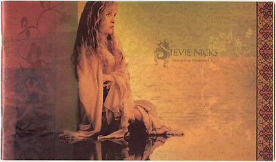 STEVIE NICKS - Trouble In Shangri-La PROMO Booklet