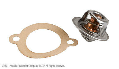 Thermostat For Ford Tractors 8000 8700 9000 9700 1968-1978. 188 Degrees
