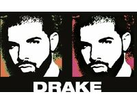 Drake Ticket SSE Hydro 26th January