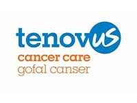 Join us in our Tenovus Cancer Care Shop - Carmarthen