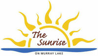 The Sunrise on Murray Lake - Lakefront Lots - *NEW PRICING*