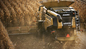 Foster's Agri-World is Now a FULL LINE CLAAS DEALER!!!!