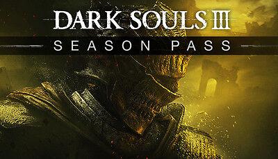 DARK SOULS III 3 Season Pass Steam Game Key (PC) -  Region Free -  comprar usado  Enviando para Brazil