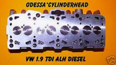 NEW FITS VW JETTA GOLF BEETLE 1.9 SOHC TDI ALH DIESEL CYLINDER HEAD 99-03 2002 Vw Jetta Diesel