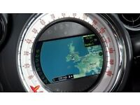 Latest 2017 Sat Nav Disc Update for Mini Cooper PROFESSIONAL Navigation. www latestsatnav co uk