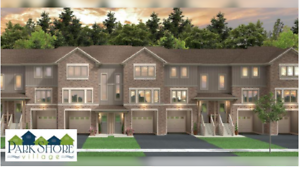 Bayfield/Burton BRAND NEW EXECUTIVE Style Townhome! Avail. Dec4