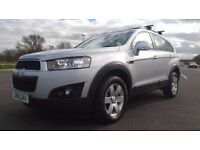 CHEVROLET CAPTIVA 2.2 VDCI - FROM £40 PER WEEK