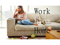 Work from Home - Be your OWN boss!