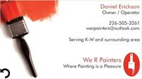 Residential painting at reasonable rates