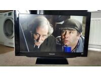 Panasonic 37inch 1080p with freeview
