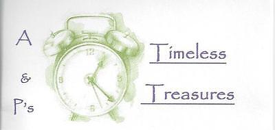 A and P's Timeless Treasures