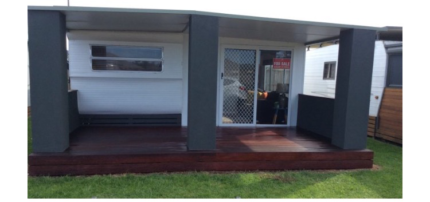 Onsite Caravan and Annex - Newly renovated!!!