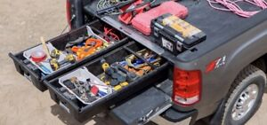 Truck bed hand made Drawers