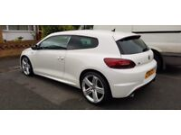 60/2011 VOLKSWAGEN SCIROCCO R 2.0 TSI DSG AUTOMATIC FULLY LOADED REMAPPED IMMACULATE GOLF R GTI S3