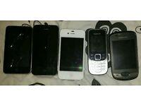 JOB LOT - PHONES