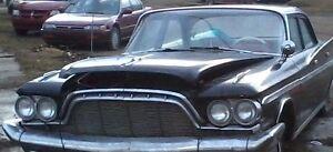 1960 Desoto Adventurer 4 door all orignal paint and drivetrain