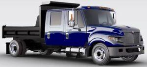 Used - Work / Landscaping - 2014 TerrsStar International Truck