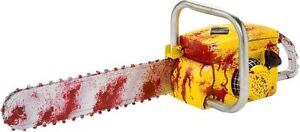 Wanted chainsaw