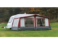 NR Awnings Caravan Awning 22' 1050cm rail length