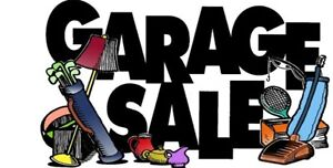 Garage Sale - - Waverly & Adelaide - Oshawa's Northwest End