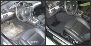 CAR DETAILING COMPLETE INTERIOR AND EXTERIOR FOR ONLY $90