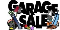 Garage Sale May 9th